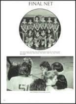 1987 Boiling Springs High School Yearbook Page 108 & 109