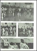 1987 Boiling Springs High School Yearbook Page 116 & 117