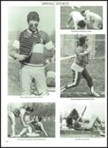 1987 Boiling Springs High School Yearbook Page 128 & 129