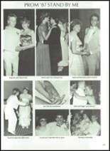 1987 Boiling Springs High School Yearbook Page 134 & 135