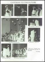 1987 Boiling Springs High School Yearbook Page 138 & 139
