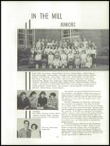 1952 Oakfield-Alabama High School Yearbook Page 20 & 21
