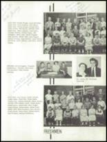 1952 Oakfield-Alabama High School Yearbook Page 22 & 23