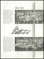 1952 Oakfield-Alabama High School Yearbook Page 28 & 29