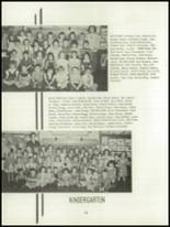 1952 Oakfield-Alabama High School Yearbook Page 32 & 33