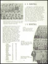 1952 Oakfield-Alabama High School Yearbook Page 38 & 39