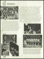 1952 Oakfield-Alabama High School Yearbook Page 42 & 43