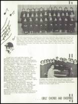 1952 Oakfield-Alabama High School Yearbook Page 44 & 45
