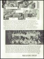 1952 Oakfield-Alabama High School Yearbook Page 48 & 49