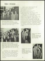 1952 Oakfield-Alabama High School Yearbook Page 50 & 51