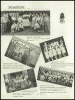 1952 Oakfield-Alabama High School Yearbook Page 52 & 53