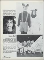 1990 Lavaca High School Yearbook Page 16 & 17