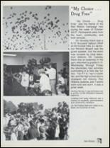 1990 Lavaca High School Yearbook Page 18 & 19