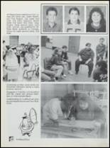 1990 Lavaca High School Yearbook Page 28 & 29