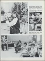 1990 Lavaca High School Yearbook Page 32 & 33