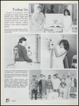 1990 Lavaca High School Yearbook Page 40 & 41