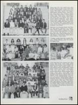 1990 Lavaca High School Yearbook Page 42 & 43