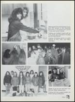 1990 Lavaca High School Yearbook Page 50 & 51