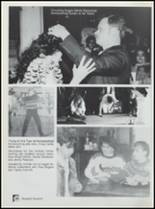 1990 Lavaca High School Yearbook Page 52 & 53
