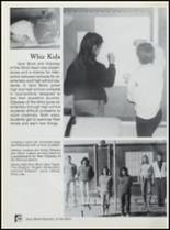 1990 Lavaca High School Yearbook Page 54 & 55