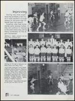 1990 Lavaca High School Yearbook Page 62 & 63