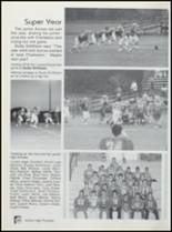 1990 Lavaca High School Yearbook Page 66 & 67