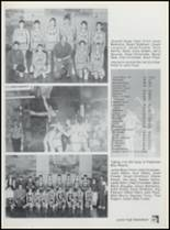 1990 Lavaca High School Yearbook Page 70 & 71