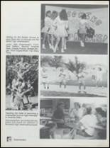 1990 Lavaca High School Yearbook Page 76 & 77