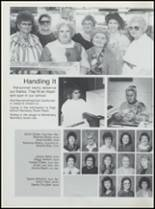 1990 Lavaca High School Yearbook Page 84 & 85