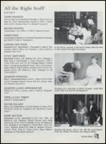 1990 Lavaca High School Yearbook Page 88 & 89