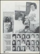 1990 Lavaca High School Yearbook Page 96 & 97