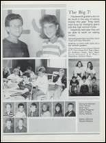 1990 Lavaca High School Yearbook Page 104 & 105
