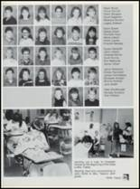 1990 Lavaca High School Yearbook Page 106 & 107