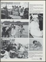 1990 Lavaca High School Yearbook Page 108 & 109