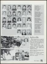 1990 Lavaca High School Yearbook Page 112 & 113