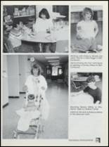 1990 Lavaca High School Yearbook Page 126 & 127