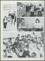1990 Lavaca High School Yearbook Page 128 & 129