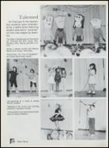 1990 Lavaca High School Yearbook Page 130 & 131