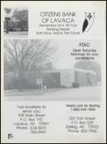 1990 Lavaca High School Yearbook Page 138 & 139