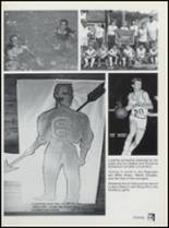 1990 Lavaca High School Yearbook Page 142 & 143