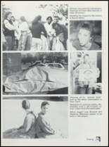 1990 Lavaca High School Yearbook Page 144 & 145