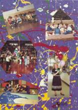 1990 Lavaca High School Yearbook Page 152 & 153