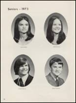 1973 Bray-Doyle High School Yearbook Page 18 & 19