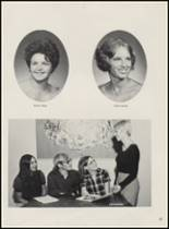 1973 Bray-Doyle High School Yearbook Page 20 & 21