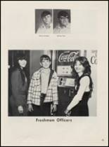 1973 Bray-Doyle High School Yearbook Page 34 & 35