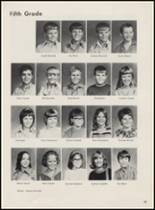1973 Bray-Doyle High School Yearbook Page 40 & 41