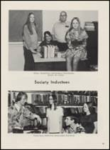 1973 Bray-Doyle High School Yearbook Page 68 & 69