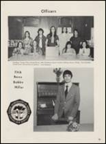 1973 Bray-Doyle High School Yearbook Page 72 & 73