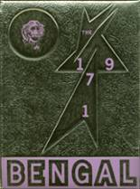 1971 Yearbook Lewiston High School