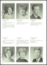 1968 Beaverton High School Yearbook Page 24 & 25